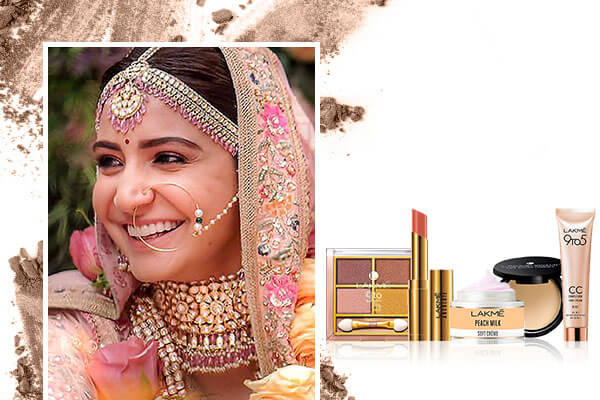 anushka sharmas wedding makeup look decode