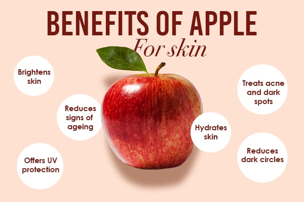 Top 6 Apple Benefits for Skin You Didn't Know About - BeBeautiful