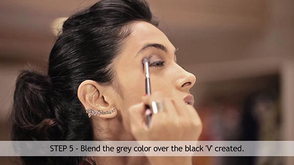Applying Metal Grey over Black V
