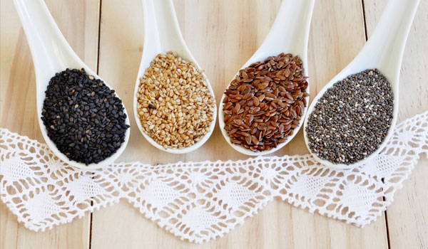 ARE YOU ADDING THESE SUPER SEEDS TO YOUR DIET?