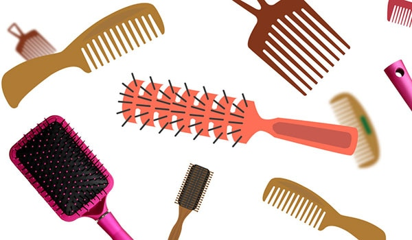 ARE YOU USING THE RIGHT HAIR BRUSH?