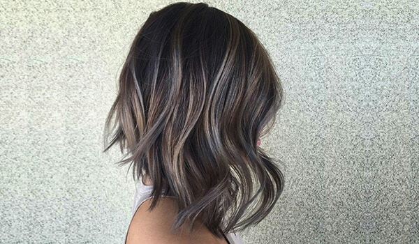 BB TREND ALERT: ASH BALAYAGE HAIR COLOUR