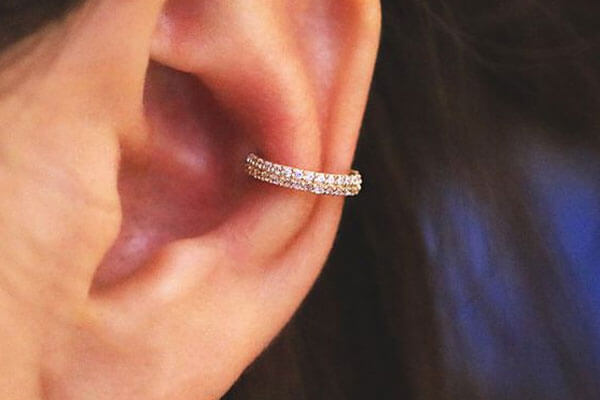 8 New Ear Piercing Trends Bebeautiful