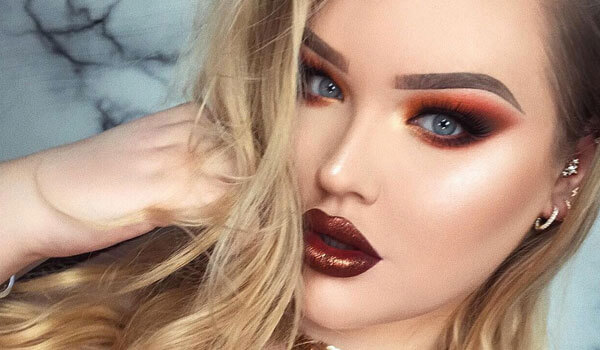 How to get the perfect autumn winter makeup look