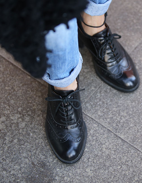 BB X MAGALI: AN EMERGING FOOTWEAR TREND I ABSOLUTELY LOVE!