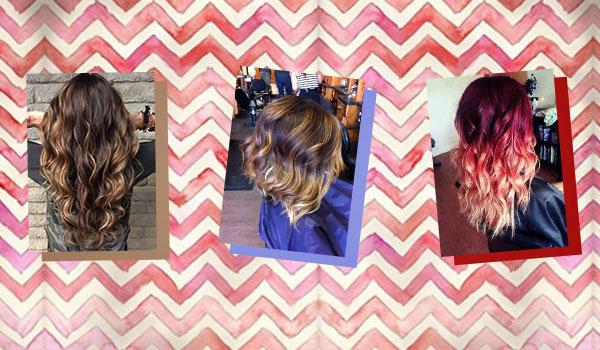 BB Trend Alert—Colour Melting Hair Colour