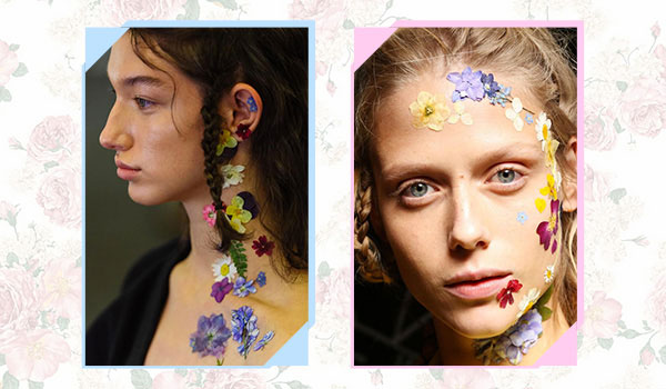 BB Trend Alert—Face Flowers