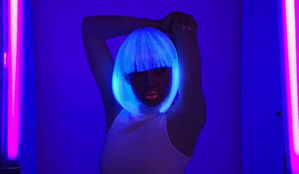 BB Trend Alert—Glow in the Dark Hair Trend