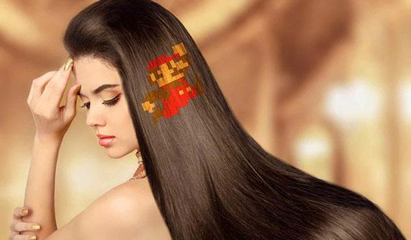 BB Trend Alert—Super Mario Pixel Hair