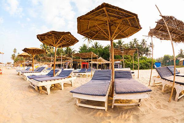 beach bumming in goa getaway ideas for long weekend