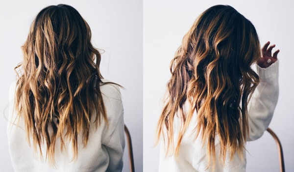 How to turn your thin, flat hair into gorgeous beach waves in 6 easy steps
