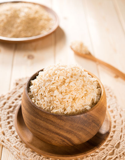 beating pms with these 5 foods basmati brown rice 430x550
