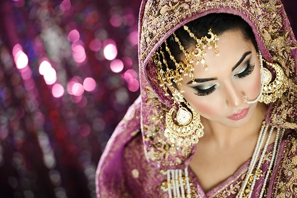 Beautiful Elegant Bridal Makeup