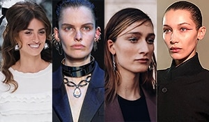 8 beguiling beauty looks we spotted at the Paris Fashion Week Fall 2019
