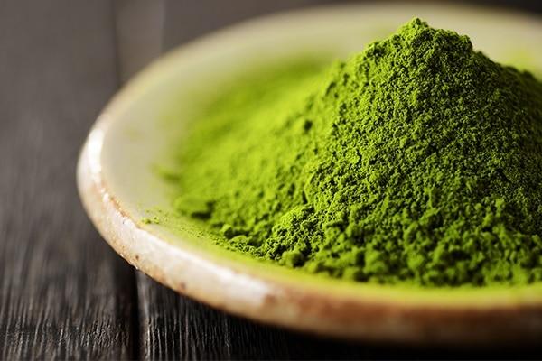Matcha powder to prevent hair loss – Japan