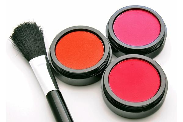 Step 03: Pick a cream blush over powder