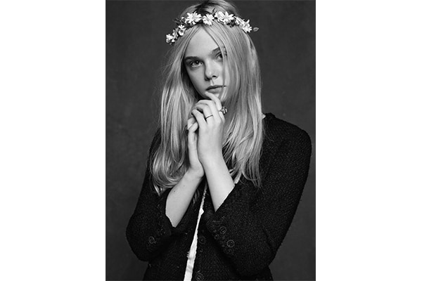 beauty cannes ellefanning