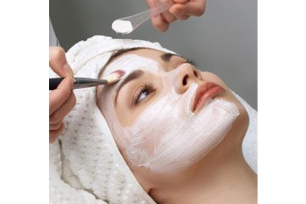 3 weeks before – get a facial
