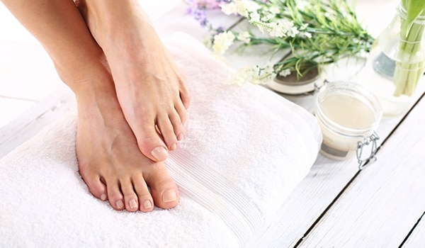 DIY foot scrubs to keep your feet feeling pretty all summer