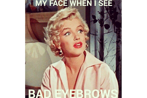 Funny Meme Lines : Beauty memes that will crack you up bebeautiful