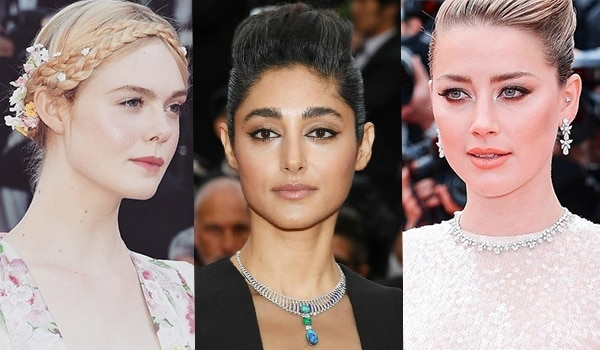 3 of the best tressed on the 72nd Cannes red carpet on Days 1 and 2