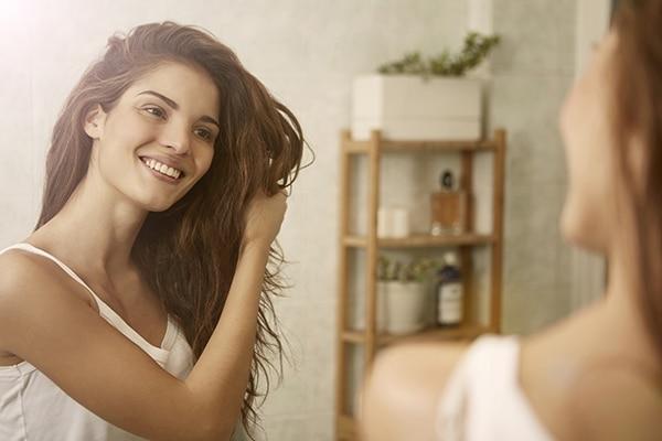 Ways to test hair porosity