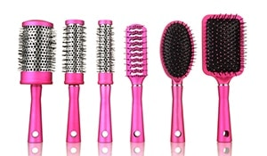 A brush-up on hair brushes – How to choose the right hair brush