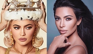 How's your contouring skill on a scale of 0 to Kardashian?