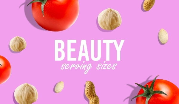Beauty serving size: How much makeup product do you actually need?