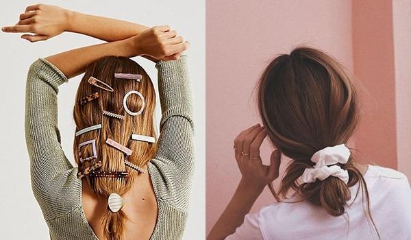Hair accessories—a summer hair trend team BB will be sporting this season