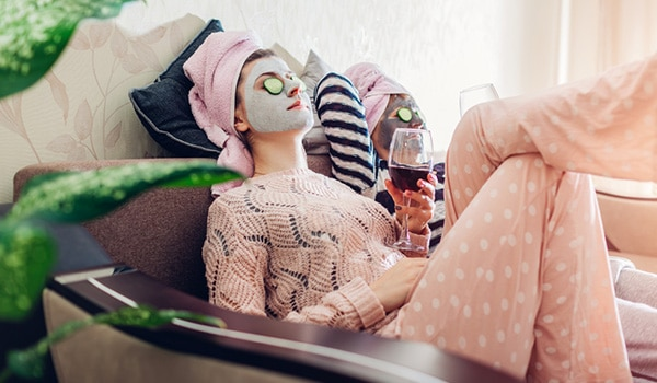 Beauty trends and treatments to try while you're social distancing