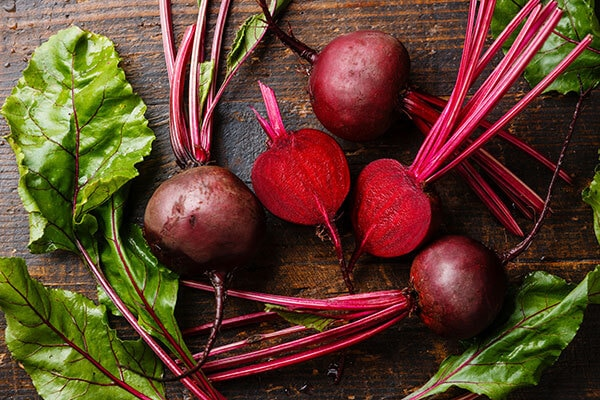Beetroot Juice Stops Hair Loss