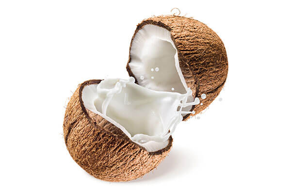 What are the benefits of coconut milk?