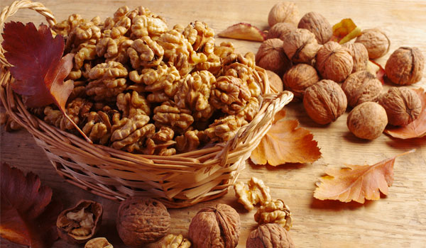 The benefits of eating walnuts