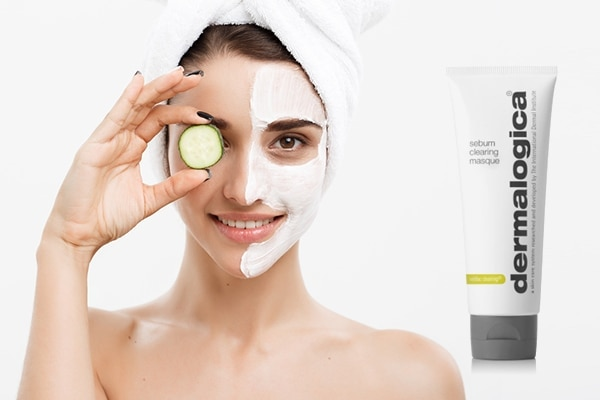 Dermalogica Sebum Clearing Masque—for the oil mine in your skin