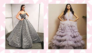 ALL OUR FAVOURITE LOOKS FROM THE FILMFARE AWARDS 2018