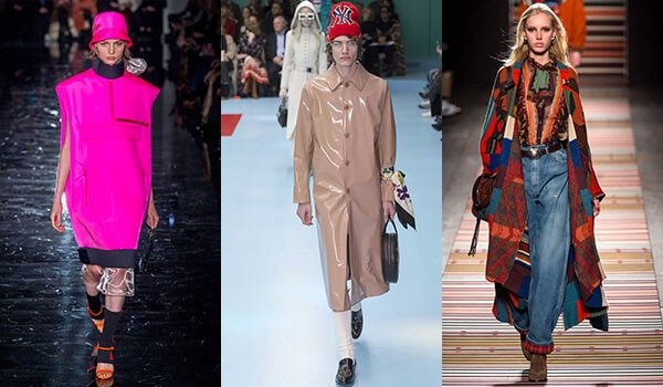 Best Trends from Milan Fashion Week/Fall 2018