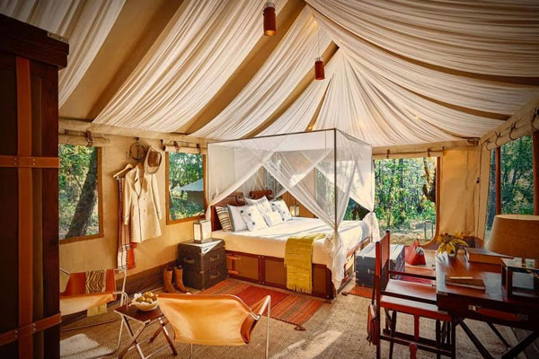 What are the best glamping destinations?