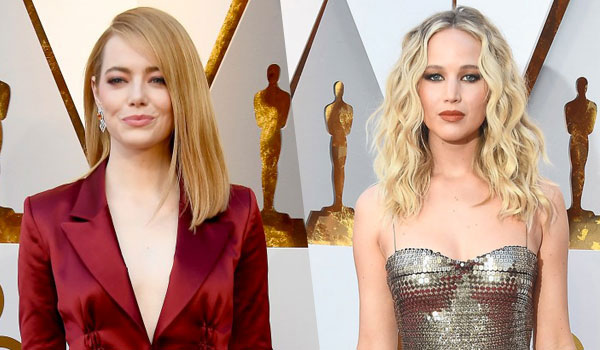 THE BEST OF HAIR AND MAKEUP FROM THE OSCARS 2018 RED CARPET