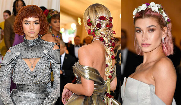 Best hair looks from the Met Gala 2018