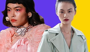 The best hair and makeup looks spotted at Milan Fashion Week SS 2021