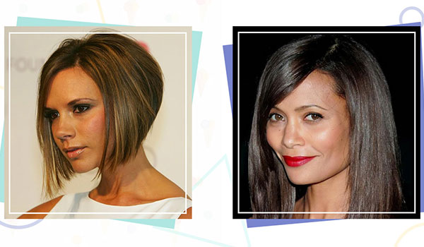BEST HAIRCUTS FOR AN OVAL FACE