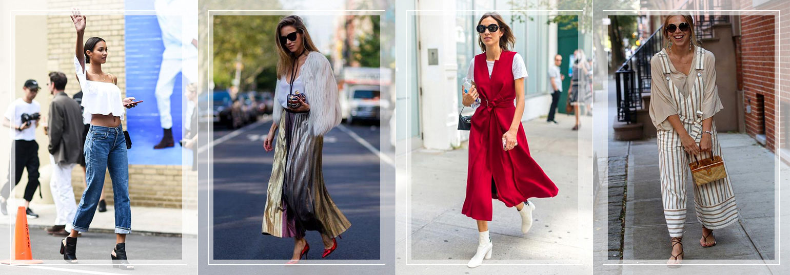 The Best Of Street Style From New York Fashion Week 2017 Bebeautiful