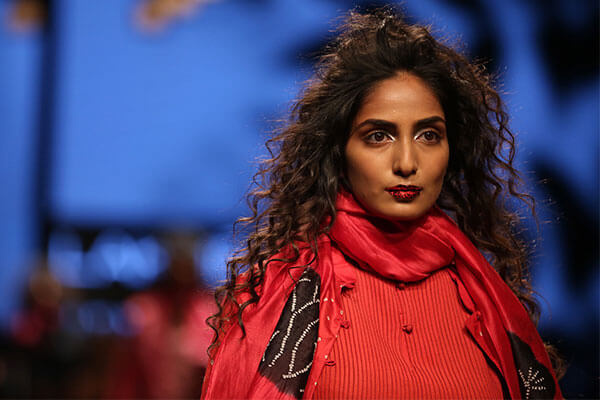 Big hair at Sunita Shankar