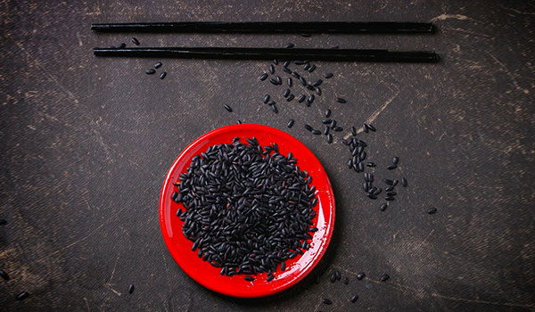BLACK RICE—THE NEW SUPERFOOD TO ADD TO YOUR DIET