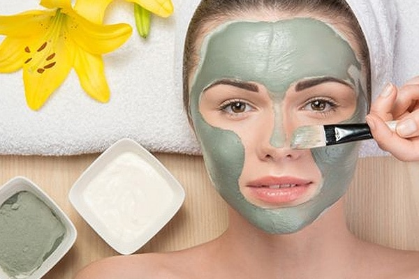 #3 Use a clay mask