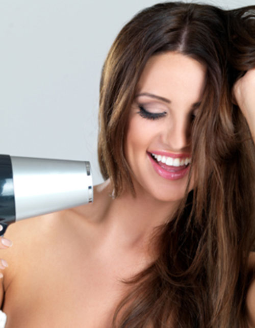 STAY BEAUTIFUL WITH LRT—Blow-drying basics