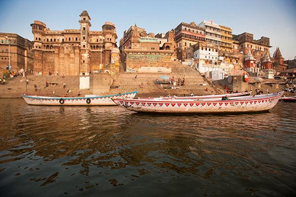 boat ride through varanasi getaway ideas for long weekend