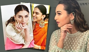 Diwali hairstyle ideas straight from Bollywood and they are surprisingly simple