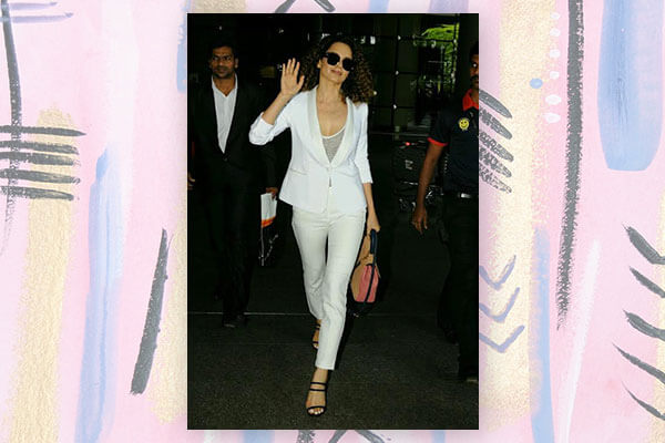 bollywood celeb Kanganas fashion look
